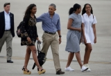 First Daughters Forever—We Remember Our FDFs; Malia and Sasha Obama have set the tone for what the nation expects from children who grown up in the White House