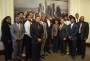 City Hall honors Crenshaw Basketball Team