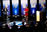 U.S. Senate debate draws distinctions