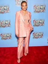 Stunning Stenberg! Amandla Stenberg talks new film 'Everything, Everything'